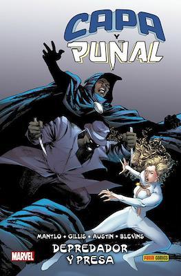 Capa y Puñal: Depredador y Presa. 100% Marvel HC