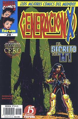 Generación-X Vol. 2 (1996-2000) (Grapa 24 pp) #28