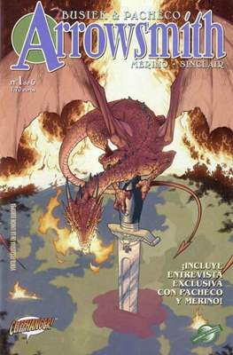 Arrowsmith (2004) (Grapa 24-28 pp) #1