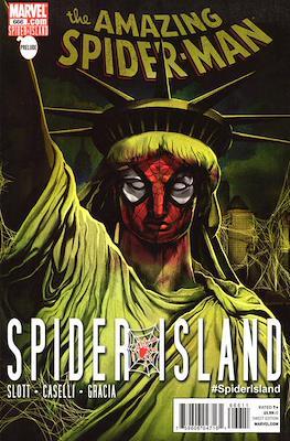 The Amazing Spider-Man Vol. 2 (1999-2014) (Comic-Book) #666
