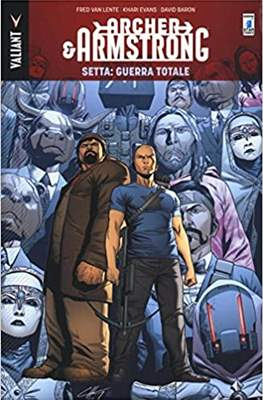 Archer & Armstrong (Brossurato) #4