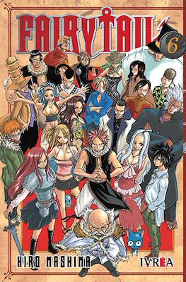 Fairy Tail (Rústica) #6