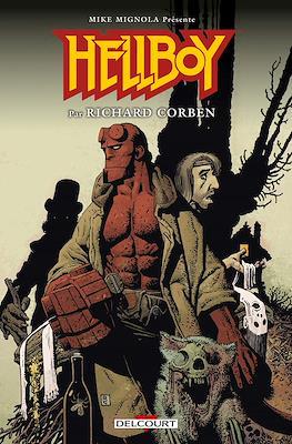 Hellboy par Richard Corben