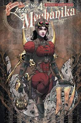 Lady Mechanika (Digital) #4