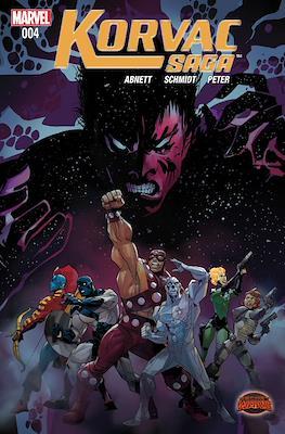 Korvac Saga (Comic-book) #4