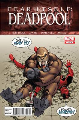 Fear itself: Deadpool #3