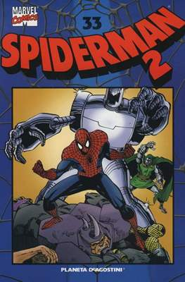 Coleccionable Spiderman Vol. 2 (2004) (Rústica, 80 pp) #33