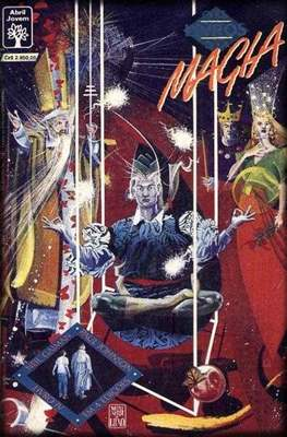 Os Livros da Magia (Grapa. 52 pp) #4