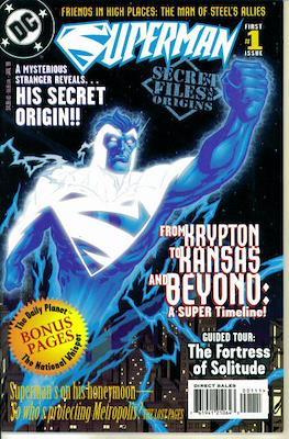 Superman: Secret Files & Origins (Comic Book) #1