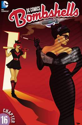 DC Comics: Bombshells (Digital) #16