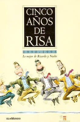 Cinco años de risa - 1990-1995. Lo mejor de Ricardo y Nacho