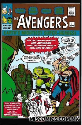 Marvel Clásicos (Grapa) #19