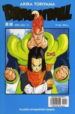 Dragon Ball - Serie Azul (Grapa) #166