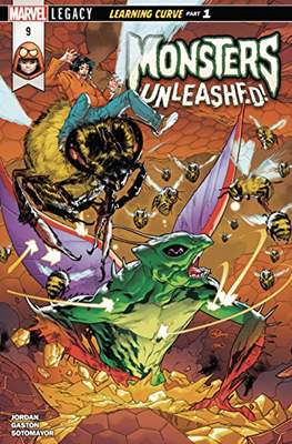 Monsters Unleashed (2017-...) #9