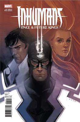 Inhumans - Once & Future Kings (Variant Covers) #1.1