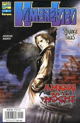 Hombre Lobo. Strange tales (Grapa. 17x26. 24 páginas. Color) #5
