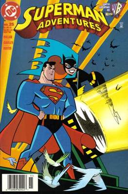 Superman Adventures (Comic-book) #25