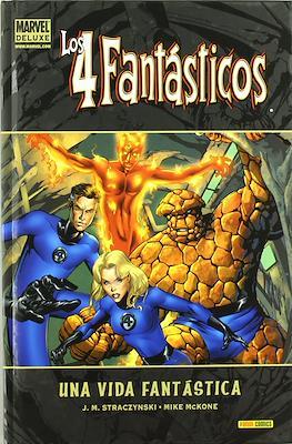 Los 4 Fantásticos. Una vida fantástica. Marvel Deluxe