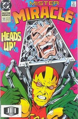Mister Miracle (Vol. 2 1989-1991) (Grapa) #12