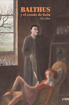Balthus y el conde de Rola (Cartoné 56 pp) #
