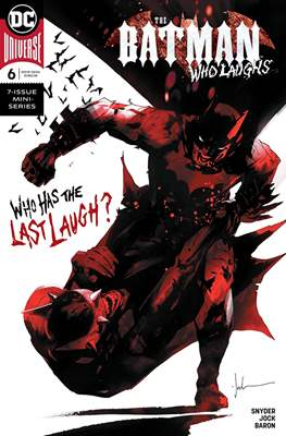 The Batman Who Laughs (2018-) (Comic Book) #6