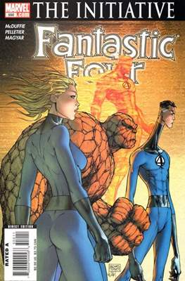 Fantastic Four Vol. 3 (Comic Book) #550