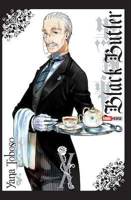Black Butler (Rústica) #10