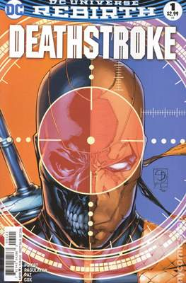 Deathstroke (2016- 2020 Variant Cover)