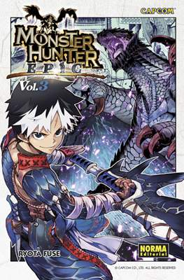 Monster Hunter Epic #3