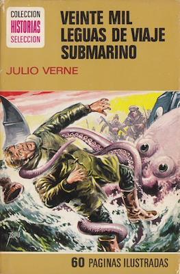 Historias Selección (serie Julio Verne 1973)