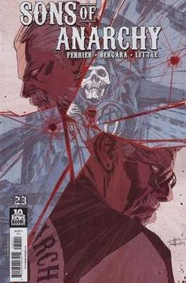 Sons of the Anarchy (Comic Book) #23