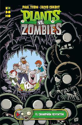 Plants vs. Zombies (Rústica 80 pp) #6