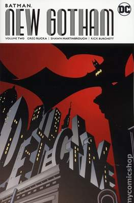 Batman.New Gotham (Softcover 336-296 pp) #2
