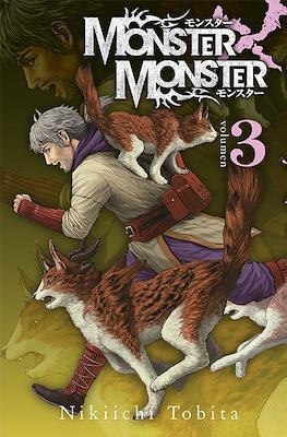 Monster×Monster (Rústica con sobrecubierta) #3