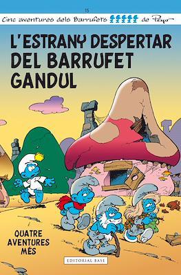 Noves aventures dels Barrufets #15
