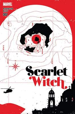 Scarlet Witch Vol. 2 #2