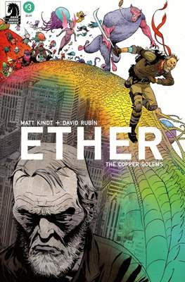 Ether: The Copper Golems (Variant Covers) (Comic Book) #3.1