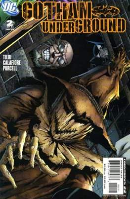 Gotham Underground (Comic Book) #2