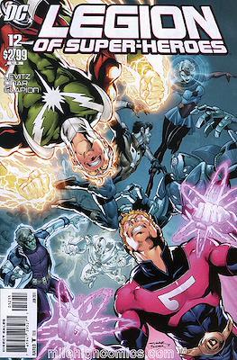 Legion of Super-Heroes Vol. 6 (2010-2011) (Comic-book) #12