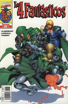Los 4 Fantásticos Vol. 3 (1998-2001). Heroes Return (Grapa 24-48 pp) #31