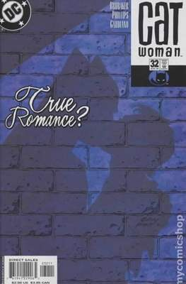 Catwoman Vol. 3 (2002-2008) (Comic Book) #32
