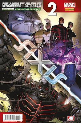 Vengadores y Patrulla-X: Axis (2015) (Grapa) #2