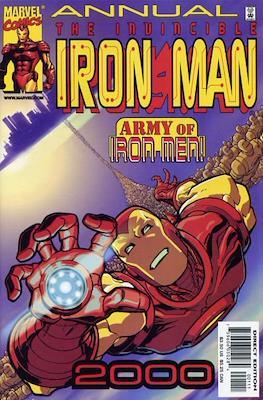 Iron Man Annual Vol. 2 (Comic Book) #2000