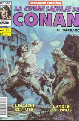 La Espada Salvaje de Conan Vol. 1. 2ª edición (Grapa. 64 páginas) #23