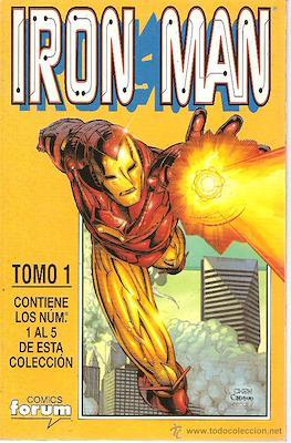 Iron Man, el Invencible. Heroes Return. Vol. 4 (Retapado.) #1