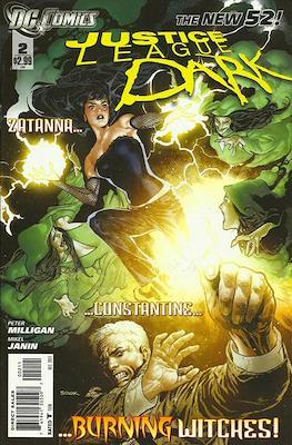 Justice League Dark Vol. 1 (2011-2015) #2