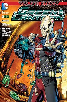 Green Lantern. Nuevo Universo DC / Hal Jordan y los Green Lantern Corps. Renacimiento #23