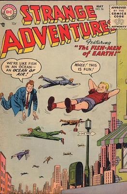 Strange Adventures (Comic Book) #56
