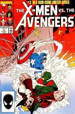 X-Men vs Avengers (Comic-Book) #3
