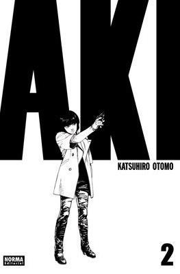Akira (Rústica) #2